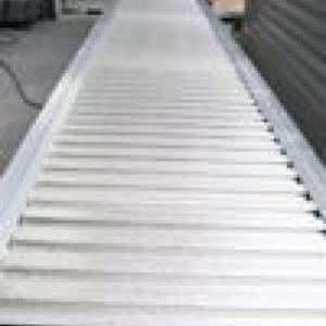ASC - Aluminium loopbrug 8 meter