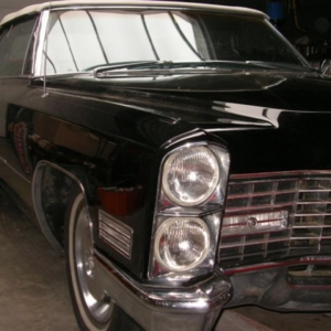 Cadillac Coupe Deville (1967)
