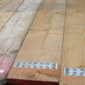 Steigerhout gebruikt 100 cm